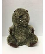 Dakin Benny Beaver Plush 1979 Stuffed Animal #31-1448 With Tags Nature B... - $40.49