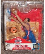 2007 McFarlane NBA Detroit Pistons Tayshaun Prince Figure New In The Pac... - $31.99