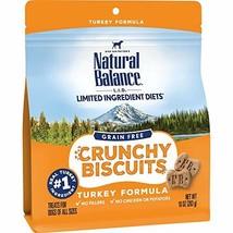 Natural Balance 2363392865 L.I.D. Limited Ingredient Diets Crunchy Dog T... - $12.95 CAD