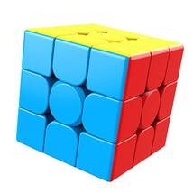 MoYu 3x3x3 Meilong Games Magic Cube Stickerless Cube Puzzle Profess - $9.33
