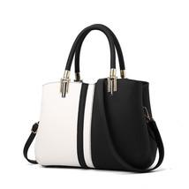 Women Handbag PU Leather Bag Brand Tote Female Evening Bags Zipper High ... - €38,65 EUR