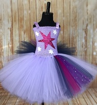 Twilight Sparkle Tutu Dress, Twilight Sparkle Costume, Girls My Little Pony Tutu - $40.00+