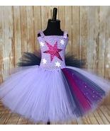 Twilight Sparkle Tutu Dress, Twilight Sparkle Costume, Girls My Little P... - $40.00+