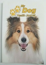 Shetland Sheep Dog My Dog Health Journal NEW Track Record Vet Visits Sho... - $9.99