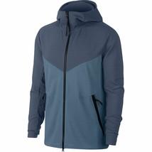 Nike Sportswear Tech Pack Men's Hoodie Thunderstorm Blue AR1548-418 - $80.60