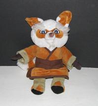 Dreamworks Kung Fu Panda Master Shifu Stuffed Animal Plush Toy 12 Inches - $14.98