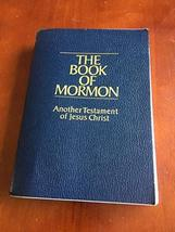 The Book of Mormon: Another Testament of Jesus Christ [Paperback] Joseph... - $1.83
