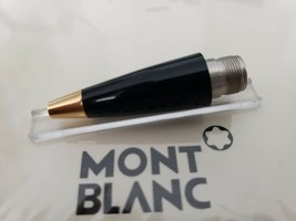 MontBlanc Boheme pen replacement spare part Mont Blanc Lower Barell Black Gold - $114.66