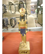 Small unique Egyptian Goddess Sekhmet Statue Made in Egypt - $39.00
