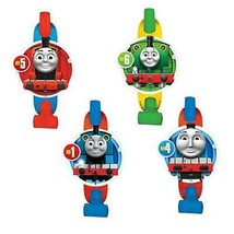 Thomas the Tank Blow Outs Party Favors 8 Per Package Birthday Supplies New - $4.90