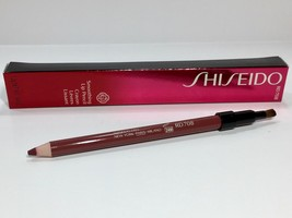 SHISEIDO Smoothing Lip Pencil #RD708 Mahogany New In Box Full Size - $20.99