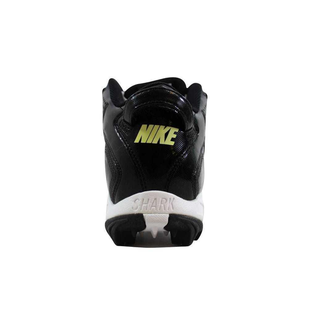 wholesale dealer 3ba63 27370 Nike Land Shark Legacy Mid White Black 396232-101 Men s SZ 8.5