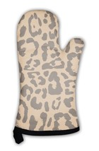 Oven Mitt, Leopard Pattern Design - $24.50+