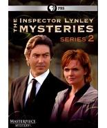 Inspector Lynley Mysteries: Series 2 -  DVD ( Ex Cond.)  - $29.80