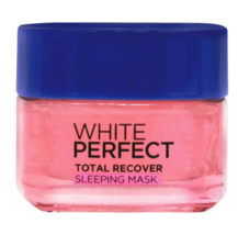 L'Oreal Paris White Perfect Total Recover Sleeping Mask 50ml - $25.90