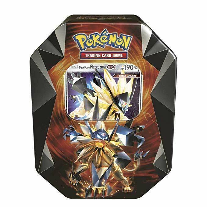 Pokémon ULTRA Prism necrozma Dawn Wings GX Dusk mane GX ULTRA Beast HOLO proxy
