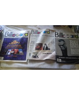 Billboard magazine - lot of 100 issues - $100.00