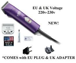 Andis AGC2 Super 2-Speed CLIPPER SET&UltraEdge10 BLADE*EU,UK Plug 220-23... - $299.99
