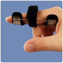 Bunnell Spring Wire Safety Pin Splint Spring Wire Safety Pin Splint, Size: X-Lar - $27.99