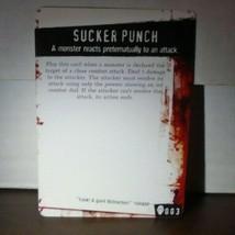 Sucker Punch 003 Plot Twist Horrorclix - $0.99