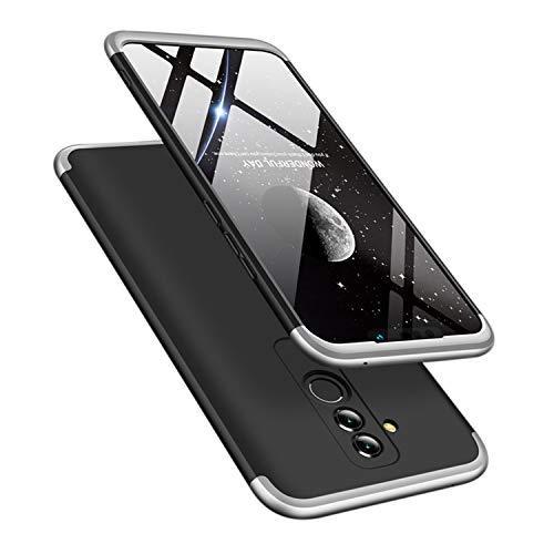 UNIYA Huawei Mate 20 Lite Case, 3 in 1 Hard PC 360 Degree Shockproof Protective