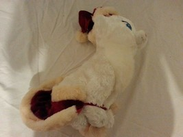 "DISNEY PLUSH CHRISTMAS MARIE ARISTOCATS 13"" HOOP RETAIL STORE SUPER SOFT... - $9.89"