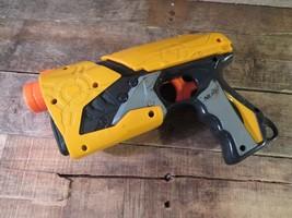 NERF Speedload 6 Dart Tag Toy Gun 2010 Hasbro Single Shot - $19.79