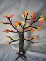 Vintage Inspired Spun Cotton Halloween Haunted Tree Man no. HW26 image 2