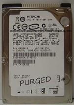 """NEW Hitachi HTS541612J9AT00 120GB IDE 44PIN 2.5"""" Hard Drive Free USA Shipping"""