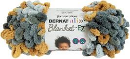 Bernat Alize Blanket EZ Yarn Harvest Grays - $12.60