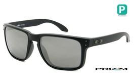 Oakley Holbrook XL POLARIZED Sunglasses OO9417-05 Matte Black W/ PRIZM B... - $118.79