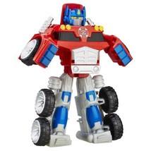 Transformers Rescue Bots Optimus Prime Figure  - $66.25