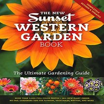 The New Western Garden Book: The Ultimate Gardening Guide (Sunset Wester... - $14.24