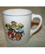 Vintage 1924 Ovaltine Uncle Wiggly, Grandpa Goosey Gander Sebring Potter... - $22.50