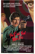 Charles Bronson and Theresa Saldana and Jose Ferrer in The Evil That Men Do24x18 - $23.99