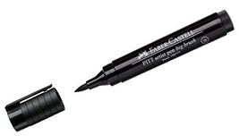 Faber-Castell Pitt Big Brush Artist Pens Black 199 - $10.52