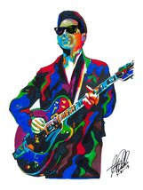 "Roy Orbison, The Big O, Rock & Roll, Rockabilly, Vocals, Music 18""x24"" A... - $19.99"