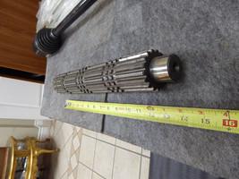 EATON FULLER MAINSHAFT 4303404 image 2