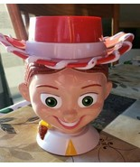 Toy Story Jessie Cowgirl Flip Lid Mug Disney On Ice Kids Drink Cup Pixar  - $7.92