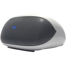 AT and T BTS01-WH LoudSpeak'r Portable Mini Speaker with Bluetooth (White) - $54.70 CAD