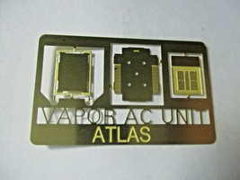 Atlas #BLMA70 Cab Mounted Air Conditioner Vapor Style Kit N-Scale image 1