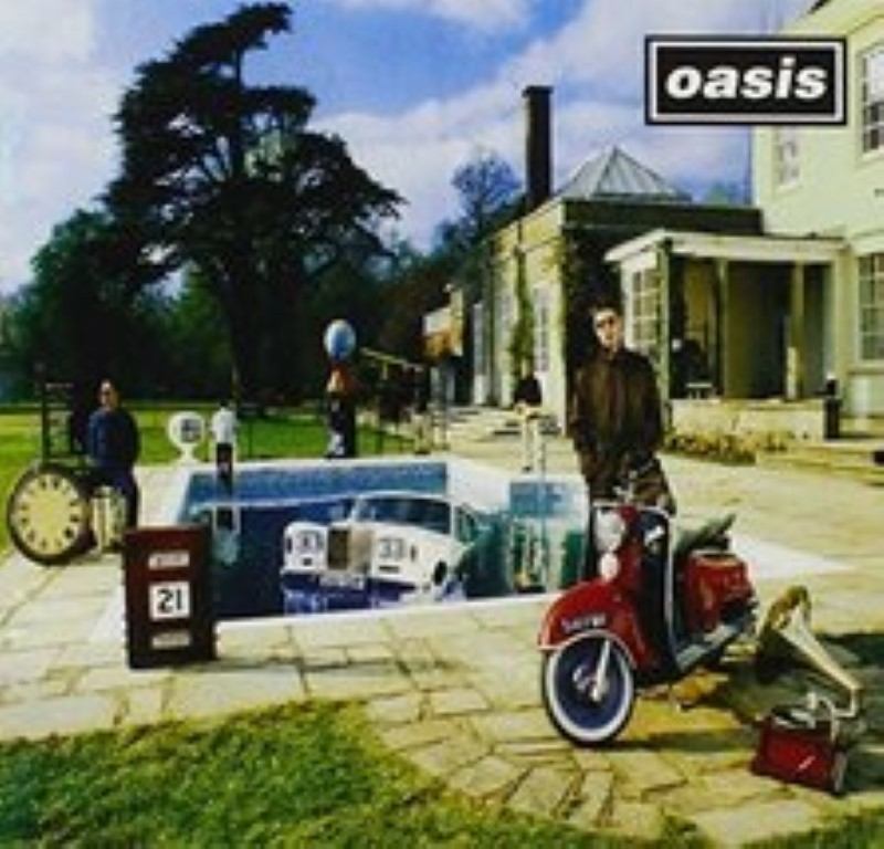 Be Here Now by Oasis Cd