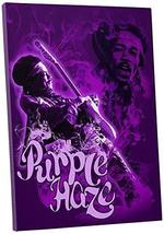 "Pingo World 1223PLSHQI4 ""Radio Days 'Purple Haze'"" Gallery Wrapped Canvas Art, 1 - $48.46"