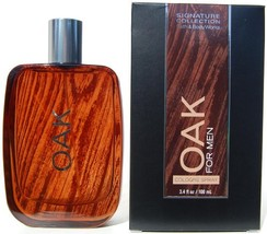 Bath & Body Works Oak for Men Cologne Spray 3.4 oz / 100 ml - $299.99