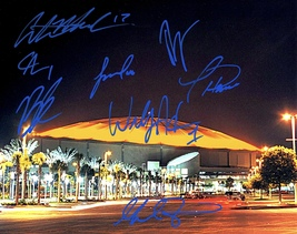 2019 T.B. Rays Autographed Hand Signed 8x10 Photo Lowe Adames Meadows Pham w/COA - $74.99