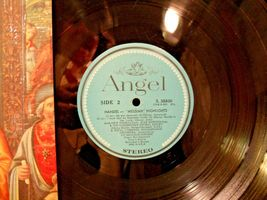 Handel ‎– Messiah Highlights AA-191763 Vintage Collectible image 3