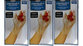 Daily Chef Disposable Gloves 1500 Count - $19.73