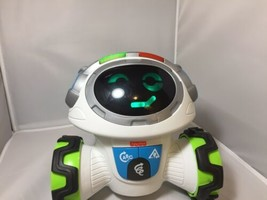 Fisher-Price Robo Mobi Robot English Learning Educational Kids Toddler T... - $28.50