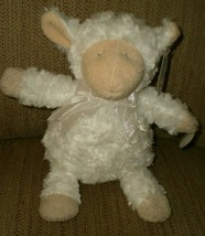 """Mary Meyer SHEEP/LAMB Plush Toy Wind-Up Musical Jesus Loves Me 10"""" New - $19.79"""