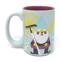 Garden Gnome Coffee Tea Mug - 16oz Mint - $11.95